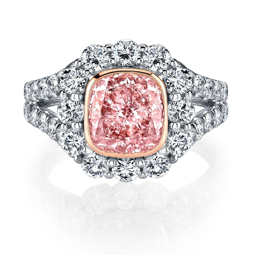 Pink Diamond Ring | McCaskill & Company - Destin, FL