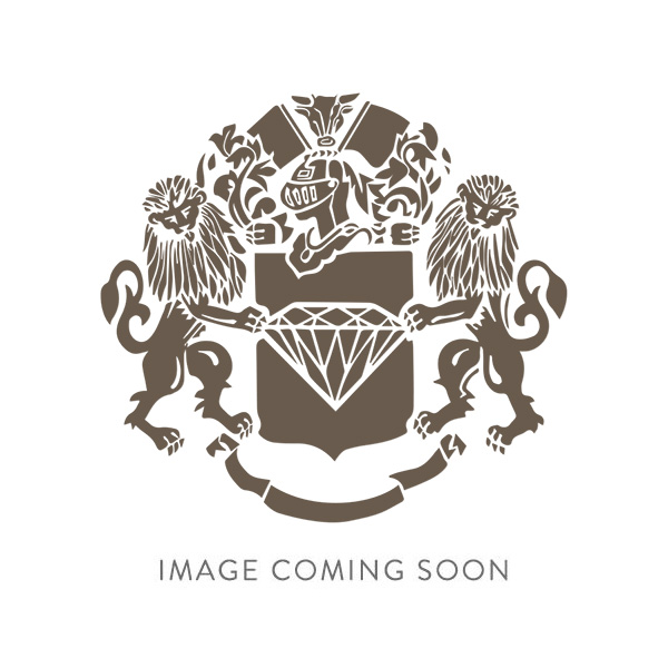 Lisse Triple Diamond Pave Oval Turquoise Pendant
