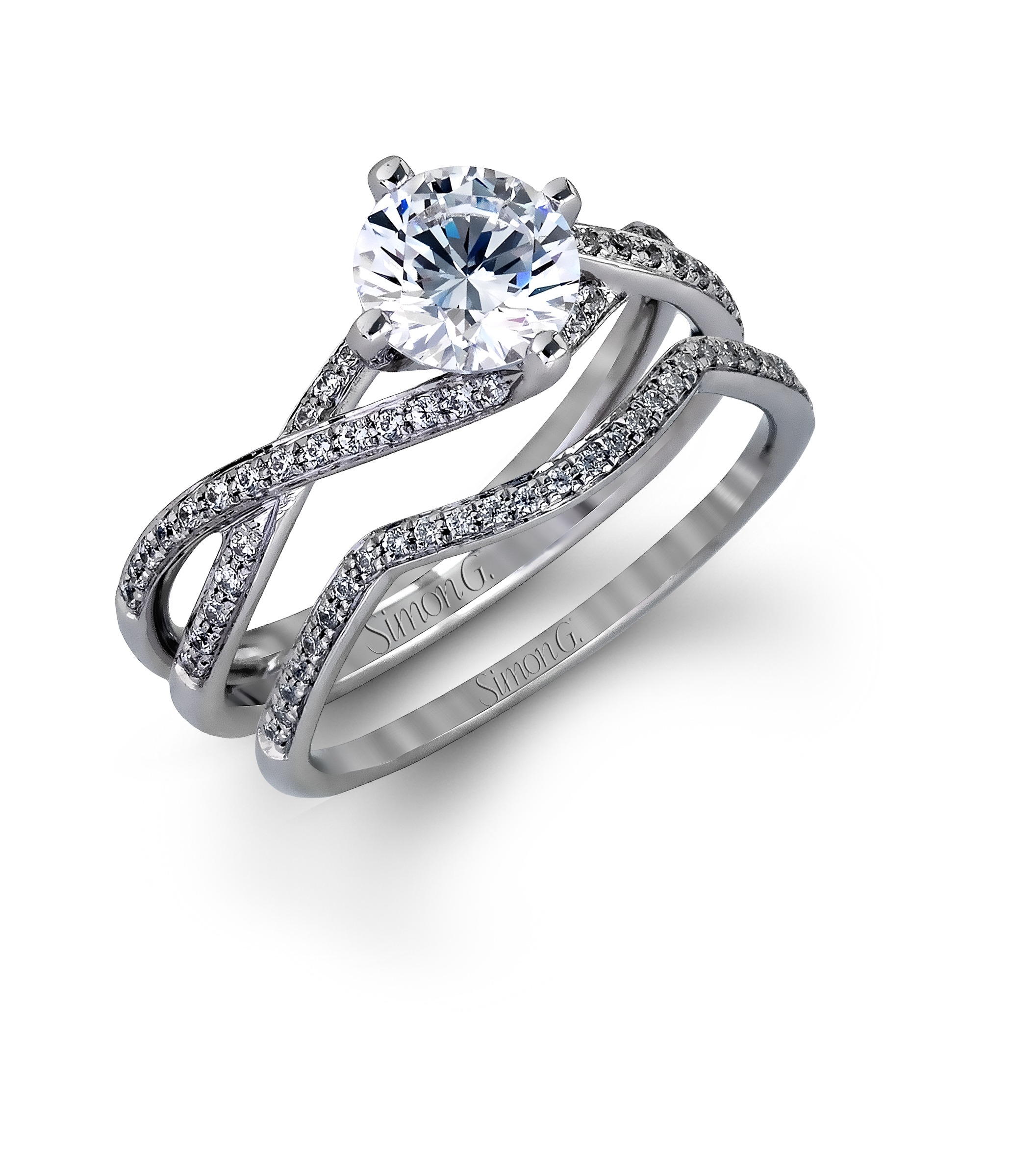 ring products with engagement simon g sapphires mount semi rings